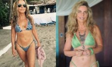 Bruna Lombardi causa com fotos de biquíni aos 66 anos. Eterna musa