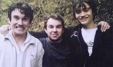 Irmão de Caio Junqueira faz homenagem a ator no Instagram