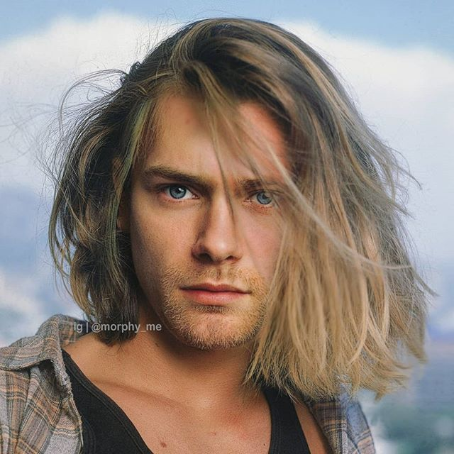 Kurt Cobain & River Phoenix