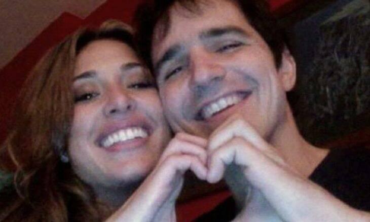Giselle Itié e Rodrigo Gimenes / Foto: Reprodução Instagram