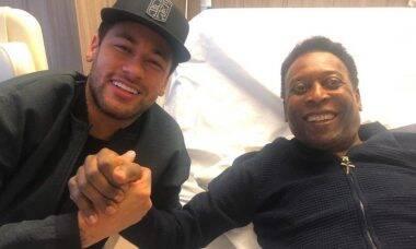 Neymar e Pelé