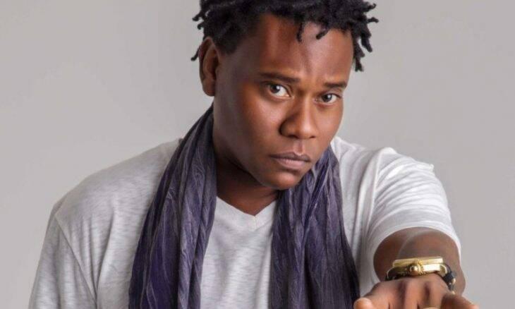 O cantor MC Sapão morreu nesta sexta-feira (20) por complicações de uma pneumonia / Foto: Marcos Samers/Divulgação