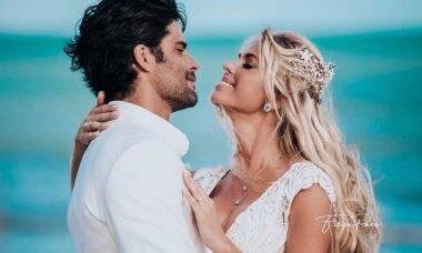 Jorge Sestini e Caroline Bittencourt / Foto: Reprodução Instagram