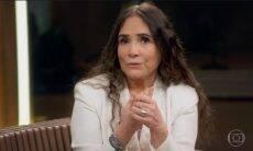 """Regina Duarte em entrevista ao """"Conversa com Bial"""" / Foto: Reprodução"""