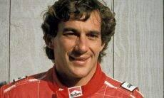 O piloto Ayrton Senna / Foto: Reprodução Instagram