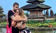 Pedro Scooby e Anitta em Bali / Foto: Reprodução Instagram