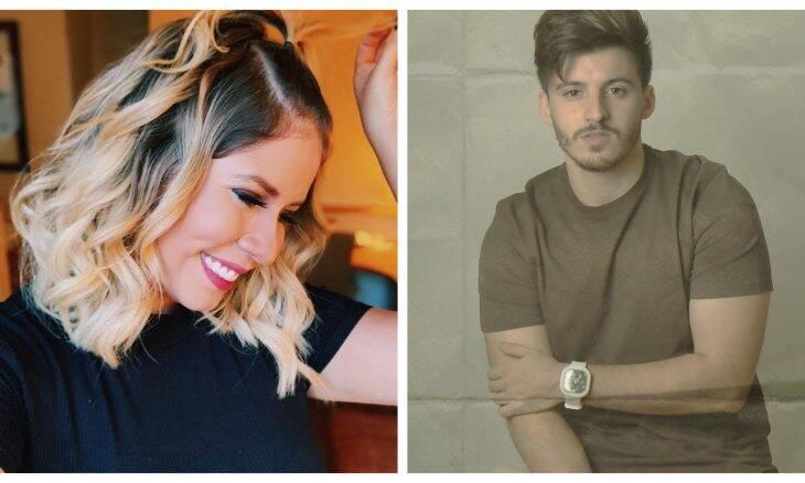 Marília Mendonça convida Gabriel Smaniotto para cantar com ela / Fotos: Reprodução Instagram