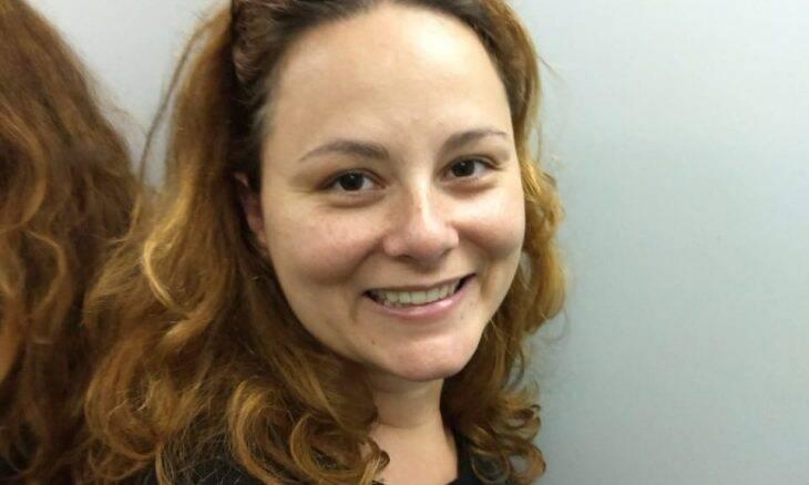 A autora – Juliana Tiraboschi