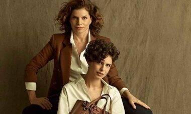 Semelhança de Julia Anquier com a mãe, Débora Bloch, impressiona web