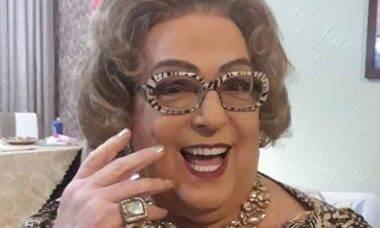 """Mamma Bruschetta descobre câncer de esôfago: """"Doença chata"""""""