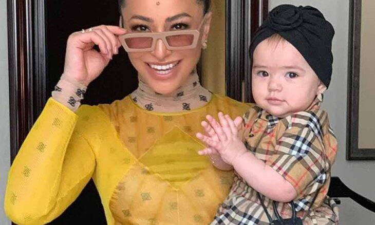 Festa de 1 ano de filha de Sabrina Sato está chegando... custará apenas R$ 400 mil