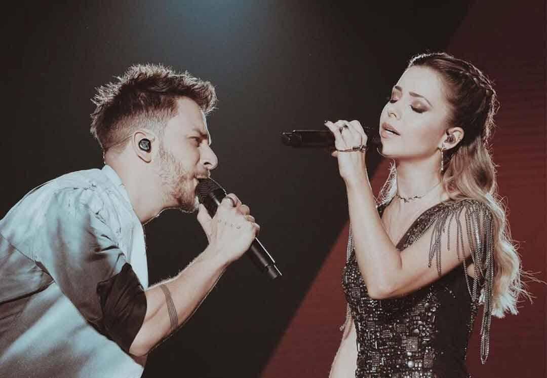 A série de shows da dupla, recordista em arrecadação, se encerra no próximo dia 9 de novembro, em show no Rio de Janeiro.