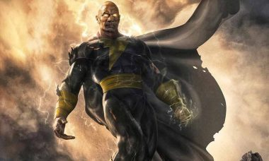 """The Rock"" revela Black Adam e data de lançamento filme no instagram"