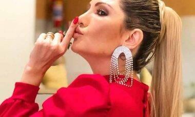Antonia Fontenelle debocha de Otaviano Costa após vazamento de áudio: ''Vejam o lado bom''
