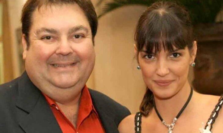 """Luciana Cardoso e Fausto Silva celebram 17 anos de casamento: """"Linda história"""""""