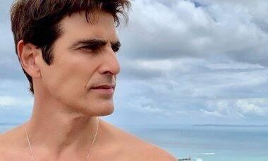 """Reynaldo Gianecchini fala sobre idade: """"Não tenho nenhuma preocupação com o fato de envelhecer"""""""