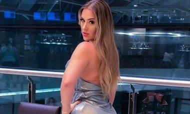 Patrícia Leitte empina o bumbum no Instagram e surpreende fãs