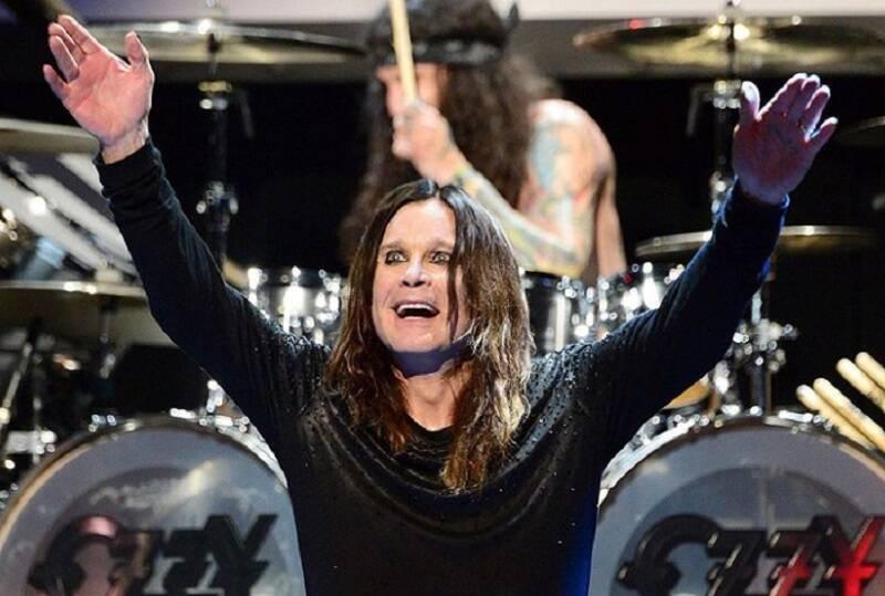 Ozzy Osbourne revela que está com mal de Parkinson
