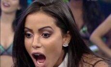 Anitta recebe presente de Beyoncé e fica chocada