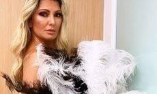 Antonia Fontenelle aparece em clique sensual
