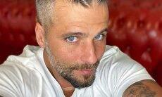 Bruno Gagliasso faz mais uma tatuagem em homenagem ao filho, veja a foto