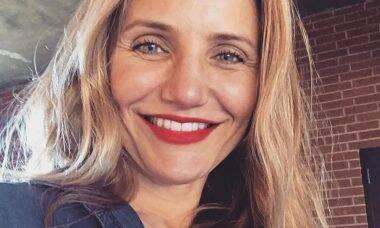Cameron Diaz foi mãe pela primeira vez aos 47 anos