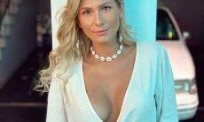 Lívia Andrade arrasa em look sensual para ensaio de Carnaval