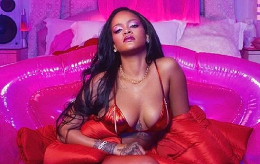 Rihanna está namorando rapper A$AP Rocky