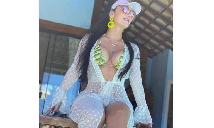 Priscila Nocetti, ex-apresentadora da Furacão 2000, sofre infarto
