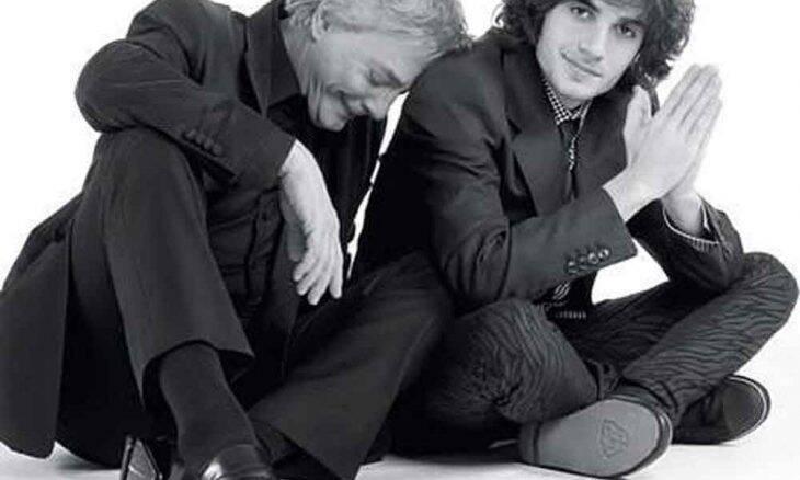 Fiuk compartilha foto rara com o pai, Fábio Jr. e emociona fãs