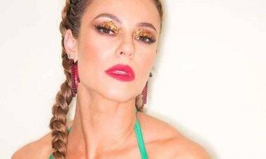 Paolla Oliveira posta vídeo sambando na avendia e leva fãs à loucura