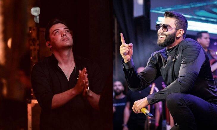 Esquema é montado para evitar que Gusttavo Lima e Wesley Safadão se encontrem durante show