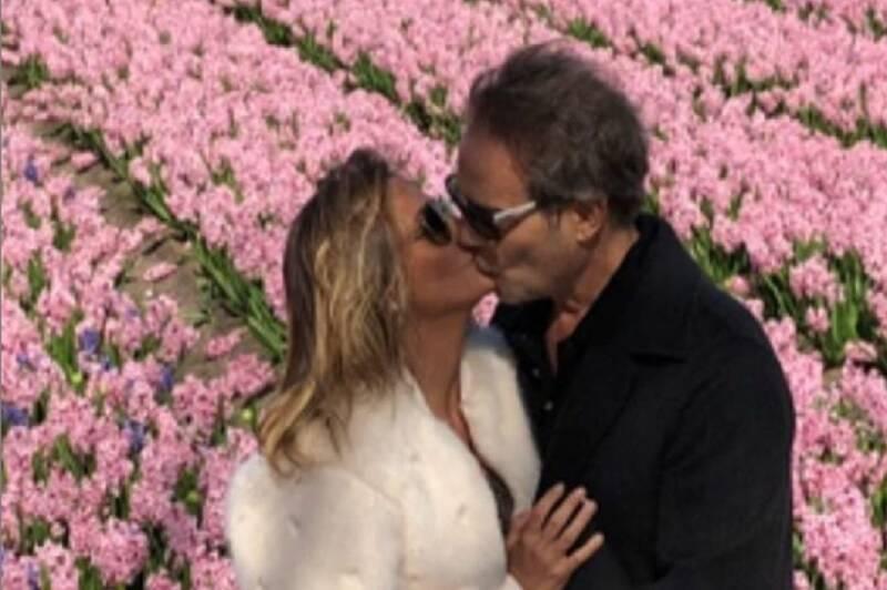 Com covid-19, Luisa Mell dedica post ao marido