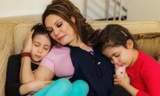 Márcia Goldschmidt fala sobre a saúde da filha