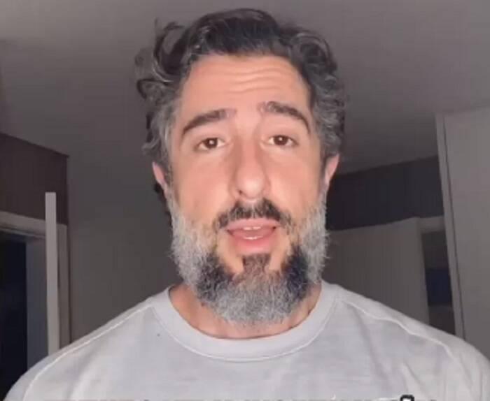 """""""Não é vírus de gente rica que viaja"""", diz Marcos Mion sobre coronavírus"""