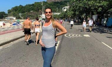 Mariana Weickert revela nome do segundo filho