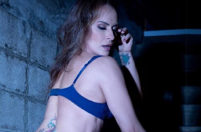 Nubia Oliiver aparece de lingerie no Instagram