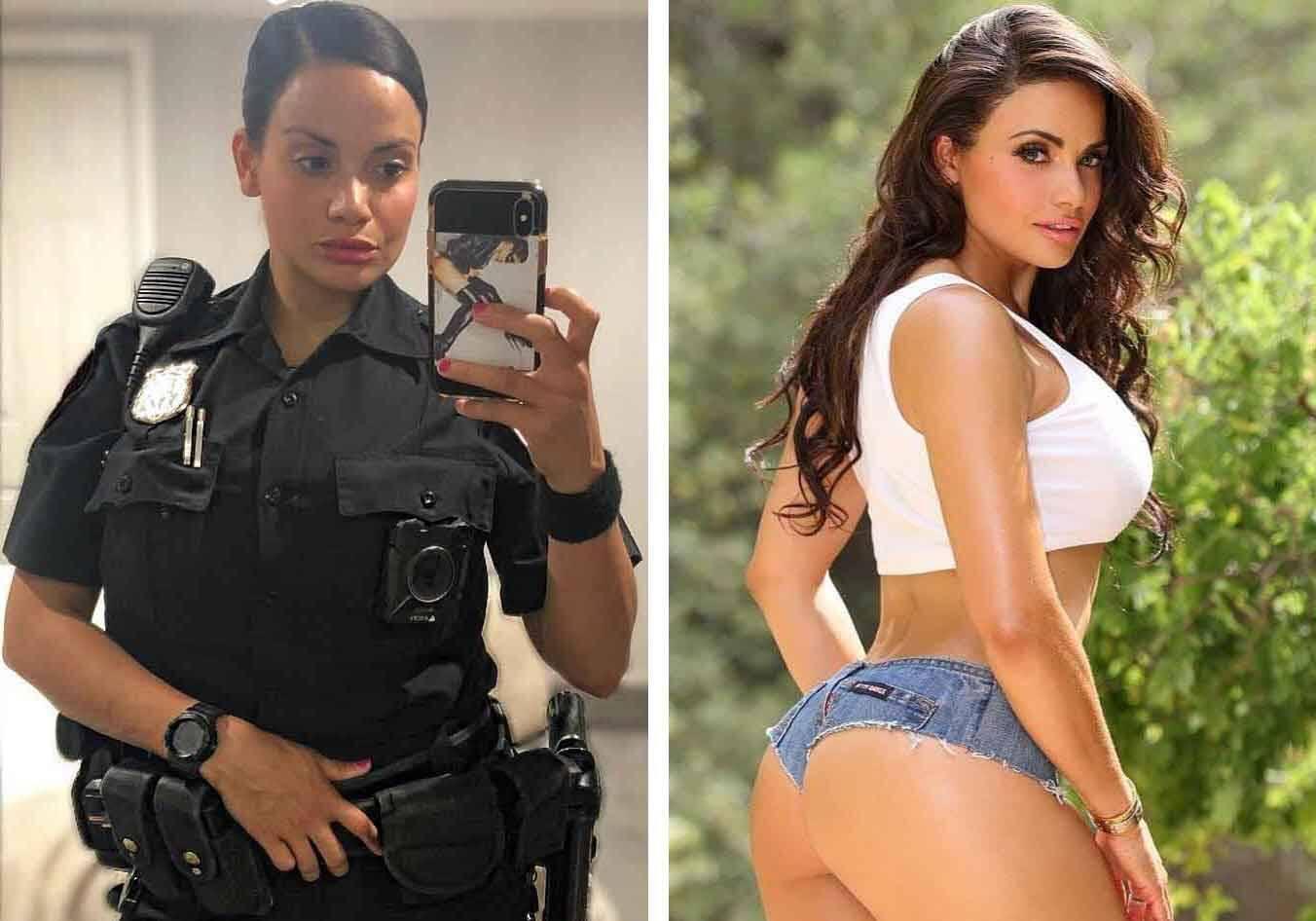 Conheça Samantha Sepulveda eleita a policial mais sensual de NY