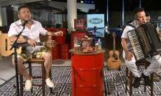 Bruno e Marrone agradecem fãs após sucesso de live