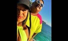 Família do cantor achou melhor não avisar a Andreza Bacellar