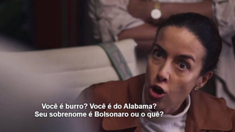 Série da Netflix chama Bolsonaro de 'burro'