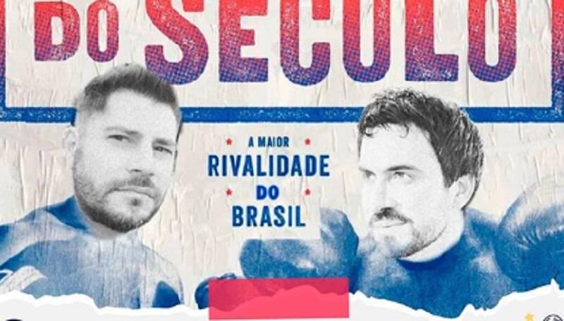 """""""Adversários"""" na web, padre Fábio de Mello e Evaristo Costa vão se encontrar em live"""