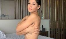 Mayra Cardi mostra bumbum e faz desabafo no instagram
