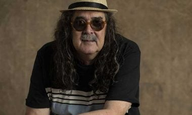 Cantor e compositor Moraes Moreira, morre aos 72 anos, no Rio de Janeiro