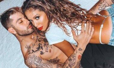 Anitta expõe mensagens e diz ter sido ameaçada por Léo Dias