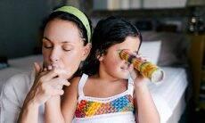 """Filha de Carolina Ferraz sofre acidente em casa: """"Um susto"""""""