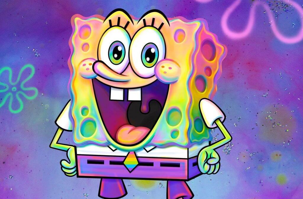 Nickelodeon revela que Bob Esponja é um personagem LGBTQ+