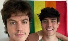 Irmão de Luciano Huck, Fernando Grostein posta foto com namorado e faz desabafo