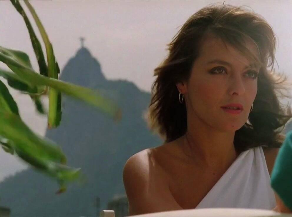 Maria Zilda relembra cena de sexo com Débora Bloch