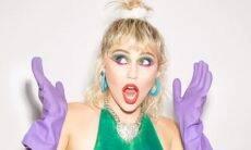 Miley Cyrus está há seis meses sóbria